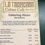 Фотография La Tropicana Cafe