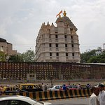 Siddhivinayak from the road side