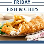 Join us every Friday to enjoy Fish & Chips for just £7! T's and C's apply.