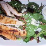 Market Salad with Grilled Chicken