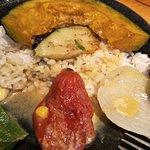 ภาพถ่ายของ Rojiura Curry Samurai Shimokitazawa