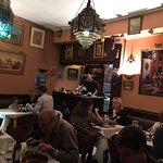 Stunning Maroccan food in a calm, relaxed and homely setting.