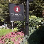 Foto van Teahouse in Stanley Park