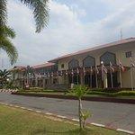 Nakhon Ratchasima Railway Station Foto