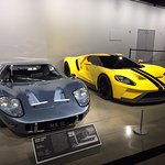 Petersen Automotive Museum-billede