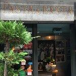 Entrance to Pasta e Basta