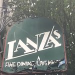 Lanzas is authentic Italian fabulous food and hands on owner.