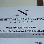 Foto de Neethlingshof Estate