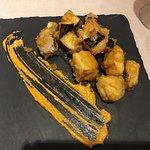 berenjena en tempura