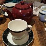 Irish tea service.