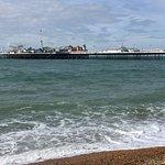 Foto van Brighton Beach