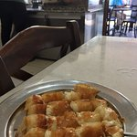 'Mpougatsa Chanion' for Breakfast in a traditional environment