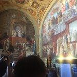 Φωτογραφία: Stanze di Raffaello