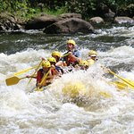 Rafting the Smokies on the Upper Pigeon River