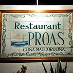 Restaurant Proas