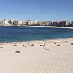 Фотография Playa de Riazor