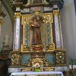 side altar # 1