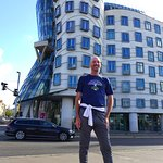 The Dancing House!