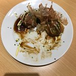Takoyaki - Tester for possible addition to menu - Outstanding!