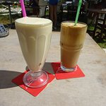 Paradiso Smoothie and Frappe