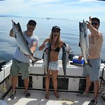 Unbelievable fishing day in Campbell River