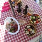 Foto van Le Dejeuner Sur L'Herbe