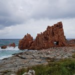 rocce rosse