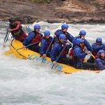 Paddle team paddle