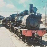 Foto tirada na estação de Passa Quatro