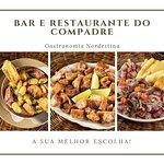 O Bar e Restaurante do Compadre há 30 anos oferece o melhor da gastronomia nordestina em Guarulh