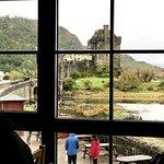 Eilean Donan Castle Coffee Shop Foto