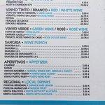 drink menu 3