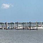 Stuart City Dock on the Boardwalk