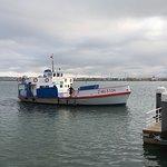 Photo de Transporte fluvial del Guadiana