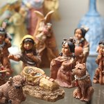 Nativity Museum and replica of Bethlehem's caveの写真