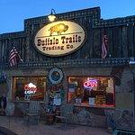 Best buffalo burgers and coconut cream pie!
