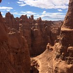 There is so much to explore and see in Goblin Valley. It is so unusual.
