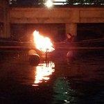 Billede af WaterFire Providence