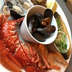 Φωτογραφία: Dock 1 Seafood Bar & Restaurant