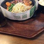 Steak & Salmon hotplate