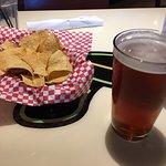 Brew/chips.