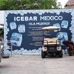 Only Ice Bar in Mexico