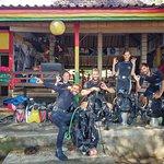 Discover Scuba Diving with PADI  Bila Dive Resort in Amed Bali