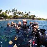 Scuba Love with PADI  Bila Dive Resort in Amed Bali