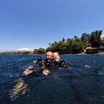Scuba Adventure  with PADI  Bila Dive Resort in Amed Bali