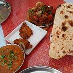 Foto de New Delhi Indian Food
