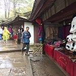 Foto de E'meishan Jinding Scenic Resort