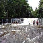 Top of Kulen Mountain Waterfall