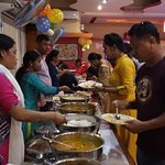 B'day party....