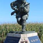 Photo of Major Richard Winters Memorial